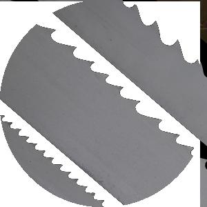 syrius szalagfűrészlap szélessége